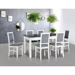Столовый гарнитур (Стол и 6 кресел)