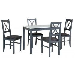 Столовый гарнитур (Стол и 4 стула)