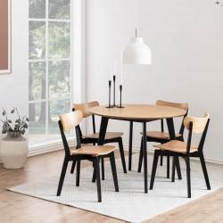 Столовый гарнитур (Стол и 4 стульев)