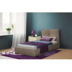 Кровать 90+ матрас Komfort